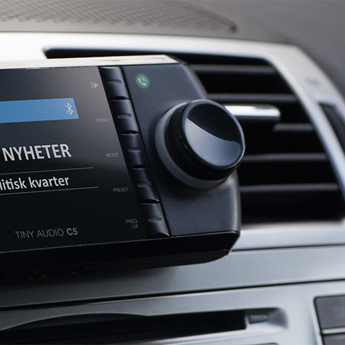 DAB+ Car audio