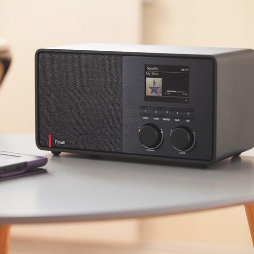 DAB en Internetradio