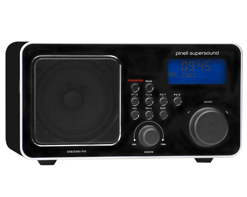 Pinell Supersound DAB+