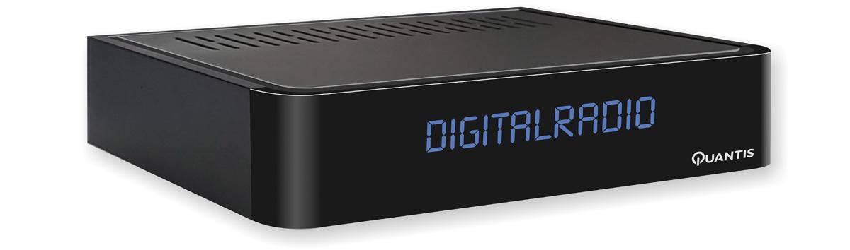 Quantis QE317 DVB-C radiotuner