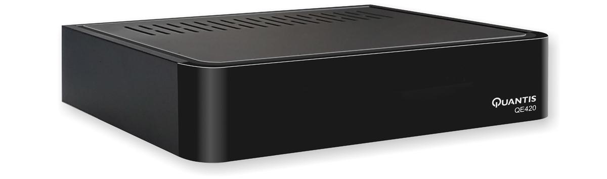 Quantis QE420 DVB-C kabelontvanger